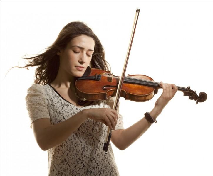 Quelle est la corde à vide la plus haute en fréquence du violon ?