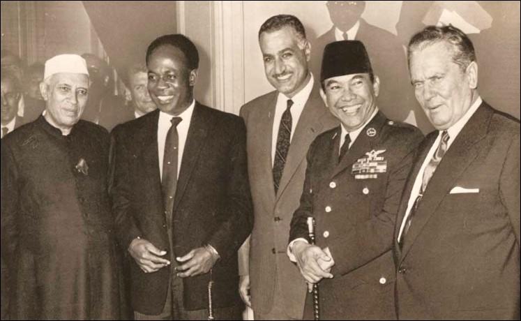 Quelle proposition est vraie concernant la conférence de Bandung en 1955 ?