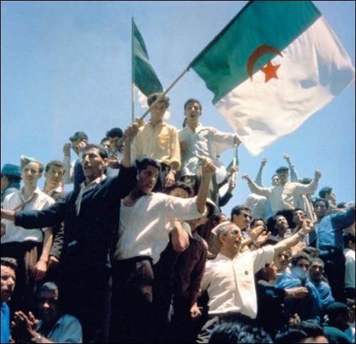 Quelles sont les années de début et de fin de la guerre pour l'indépendance algérienne ?