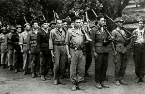 En quelle année a été créé le Front de libération nationale ?