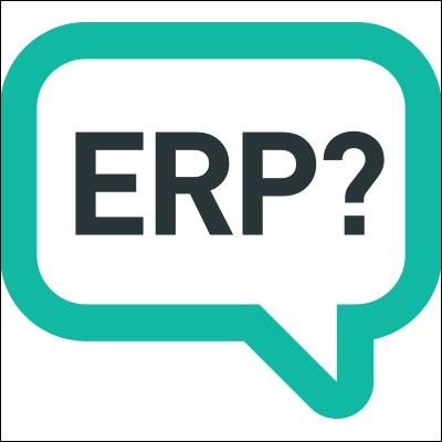 Que signifie le sigle E.R.P. ?
