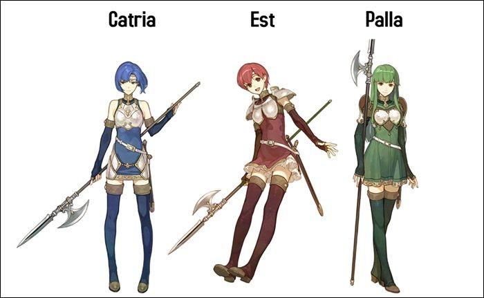 Comment s'appelle l'ordre dont font partie ces trois sœurs, et qui le commande ?