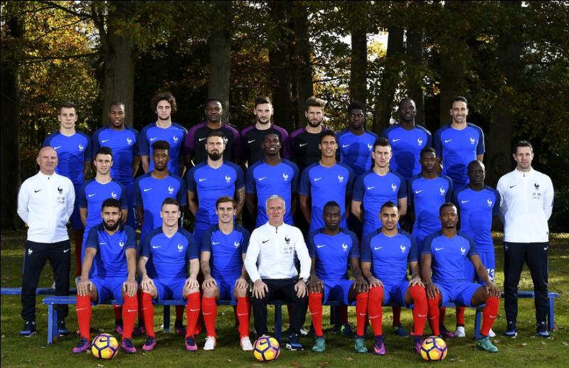 Parmi ces joueurs, lequel ne sera pas présent en Russie pour disputer la Coupe du Monde ?