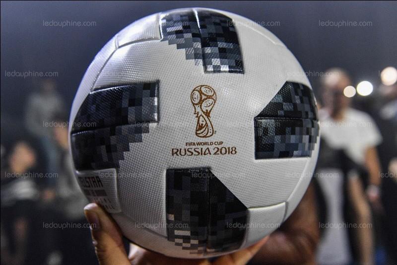 Le ballon officiel de cette édition est le 'Telstar 18'. Quelle marque allemande l'a fabriqué ?