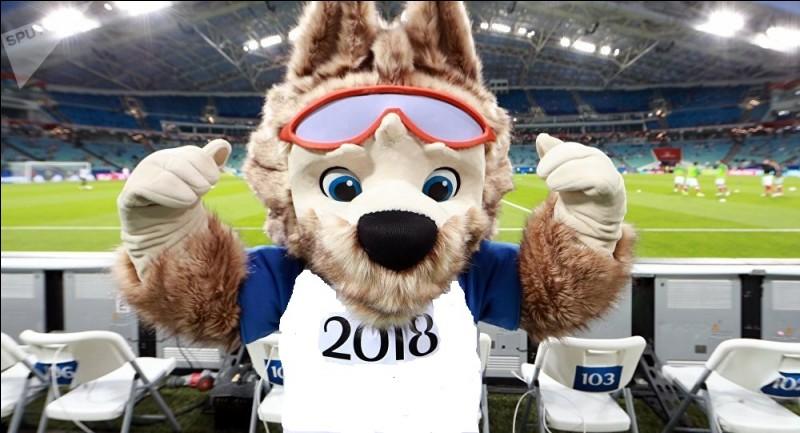 La mascotte officielle de la Coupe du monde 2018 est Zabivaka, un loup. Que signifie 'zabivaka' ?