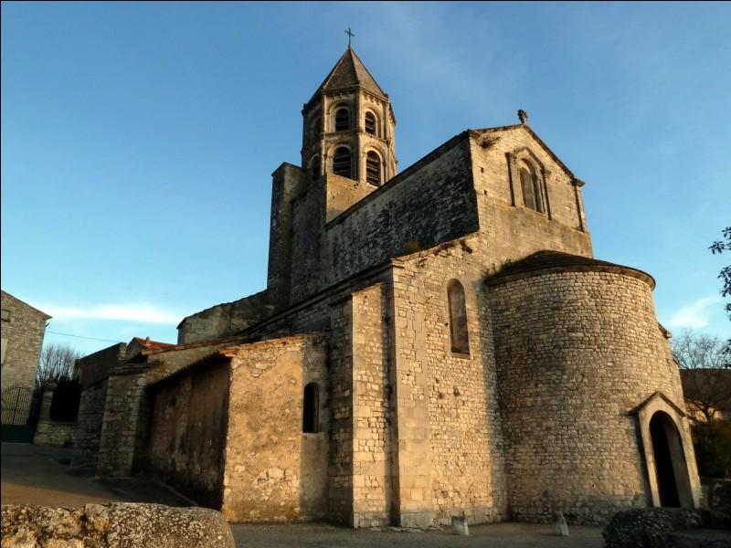 Quand les églises romanes font-elles leur apparition ?