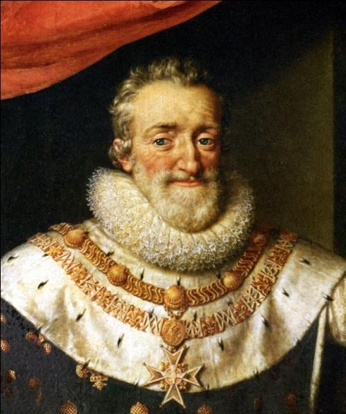 Quand l'édit de Nantes fut-il signé ?