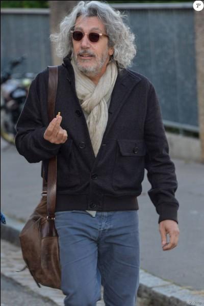 Célébrités, people : la personne représentée ici est Alain Chabat.