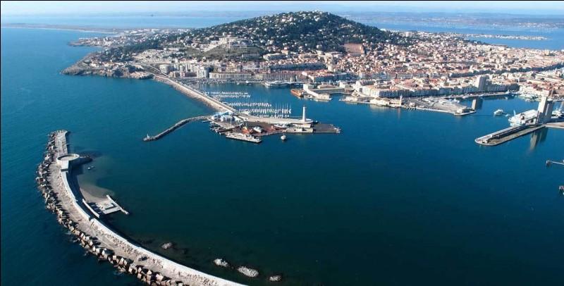 Quel endroit est maudit dans la ville de Sète ?