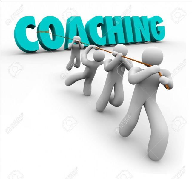 Qui était son coach?