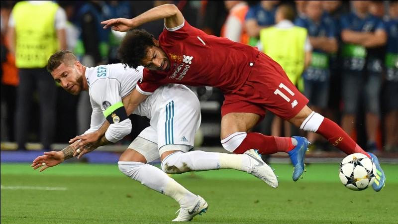 Mohamed Salah ne sera pas présent pour cause de blessures. Vrai ou faux ?