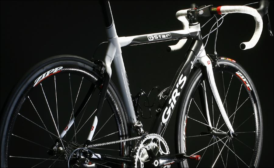 Un vélo en fibre de carbone ?