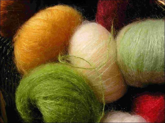 Une pelote de laine ?