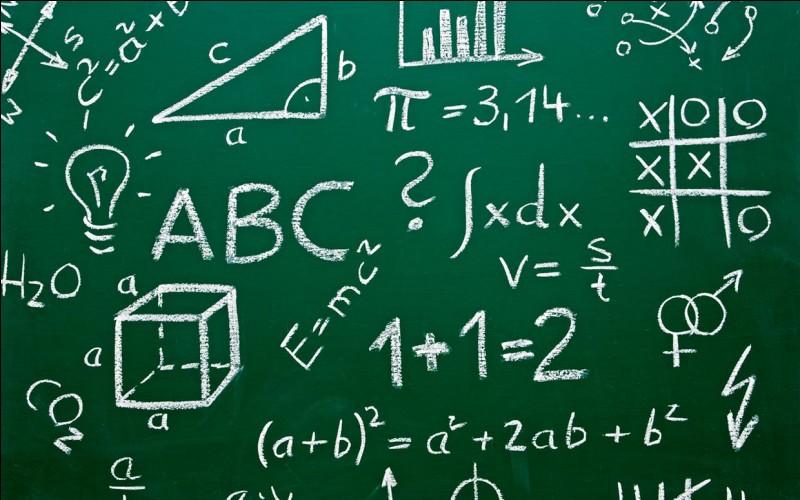 Quelle est la somme du quotient de 12 par 3 et de 10 ?