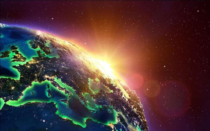 Quelle est la position de la planète Terre dans le système solaire ?