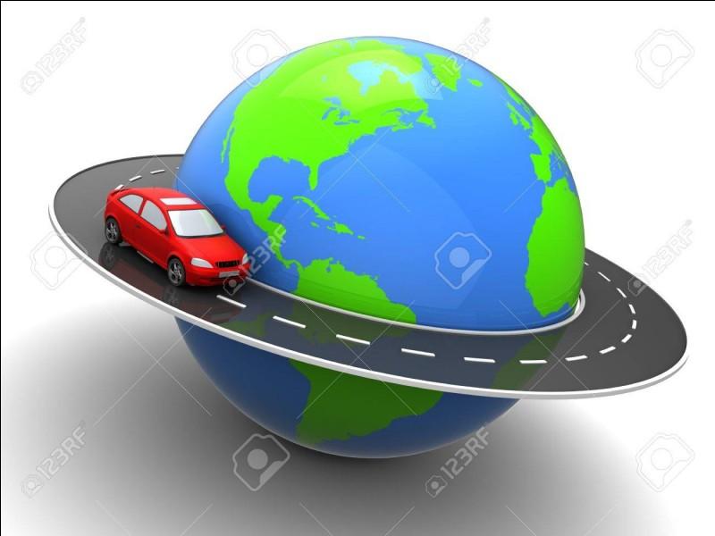 Quelle est la vitesse de la Terre ?
