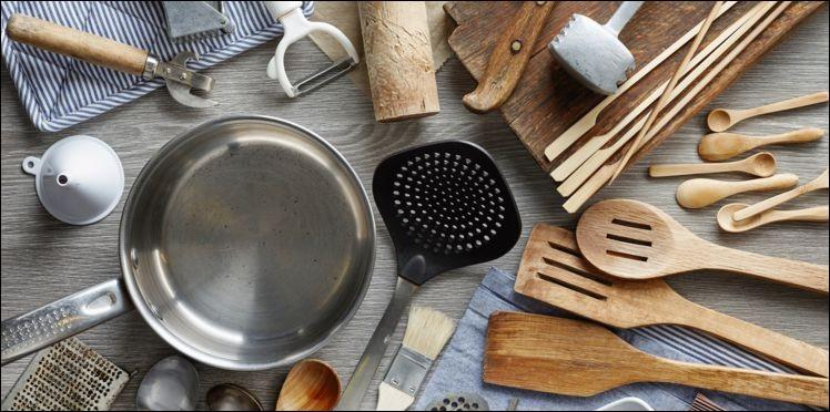 Quel ustensile de cuisine aimes-tu ?