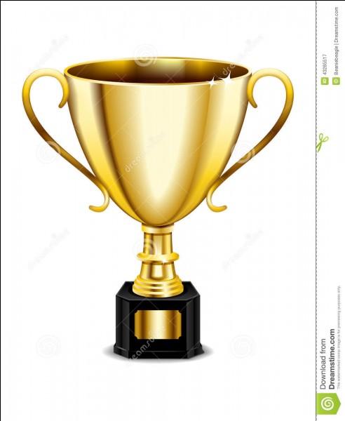 Quelle est la récompense la plus récente qu'a reçu Minecraft ?