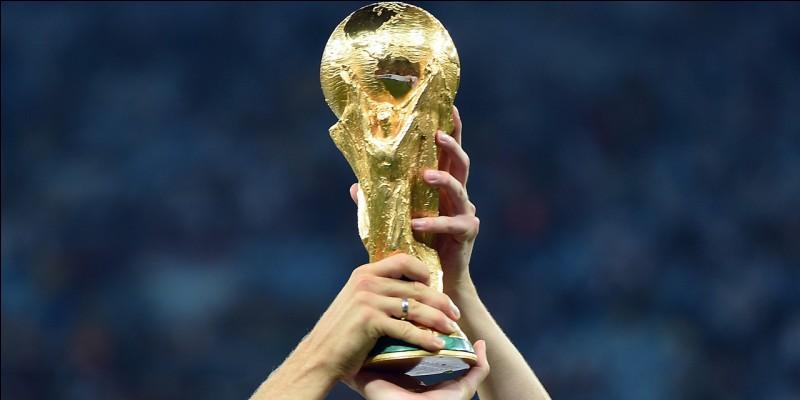 Le mondial de football est une compétition très attendue pour chaque fan de foot, quelle nation vient défendre son titre ?