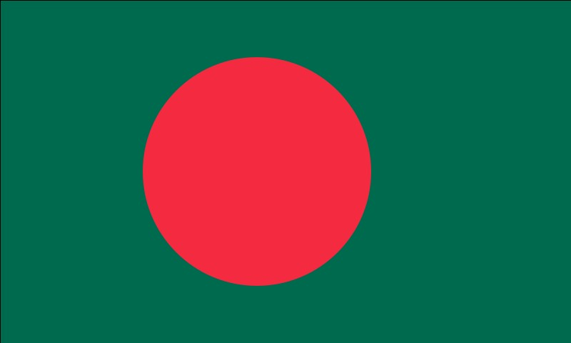 Quelle est la capitale du Bangladesh ?