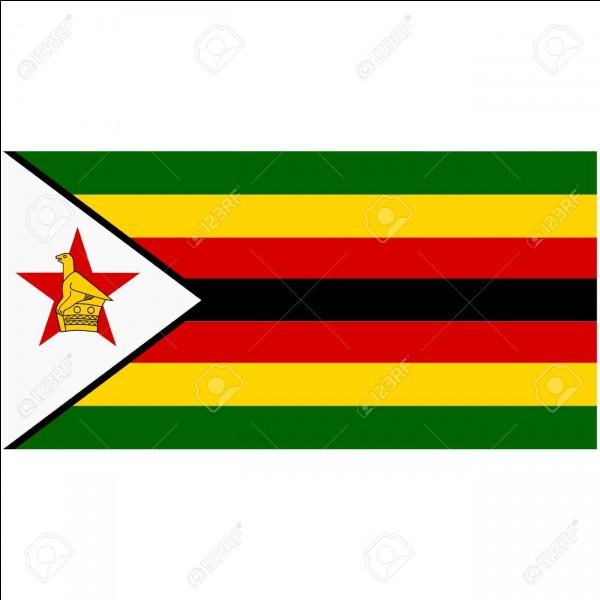 Quelle est la capitale du Zimbabwe ?