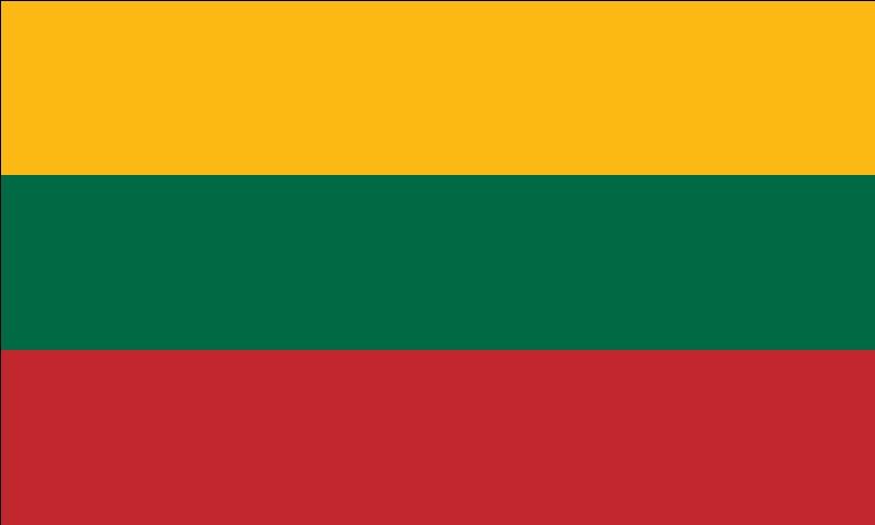 Quelle est la capitale de la Lituanie ?