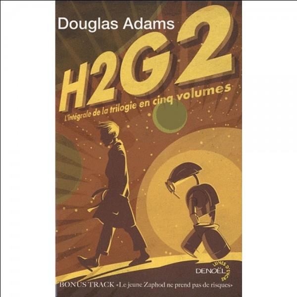 Selon Douglas Adams, quelle est la réponse à la vie ?