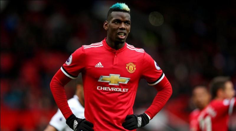 Paul Pogba est un attaquant.