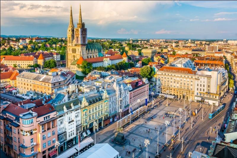 Z : Zagreb est la capitale de la Serbie.
