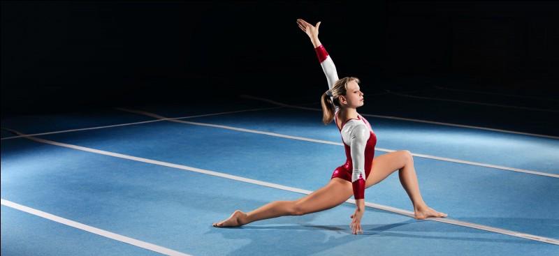 Comment appelle-t-on cet exercice que l'on pratique lors des compétitions ?
