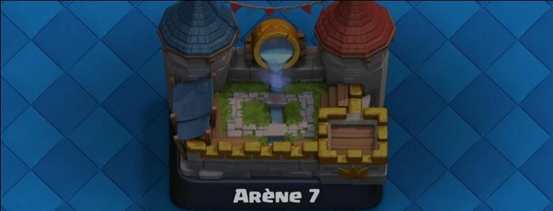 Comment s'appelle cette arène ?