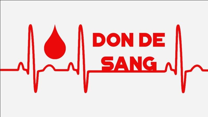 Thrudon | À partir de quel âge peut-on faire don de son sang en France en 2018 si on ne se trouve pas dans un cas d'urgence ?