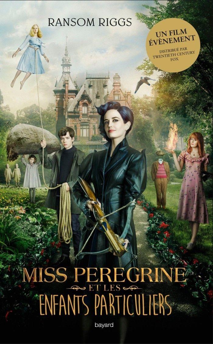 Quel enfant es-tu dans ''Miss Peregrine et les enfants particuliers'' ?