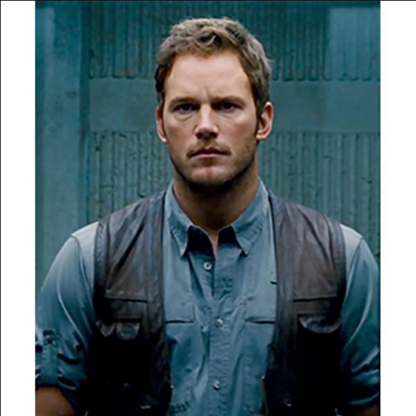 Comment s'appelle l'acteur qui joue Owen Grady ?