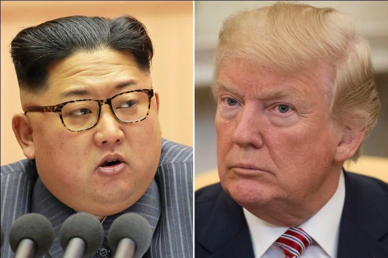 Où Donald Trump est-il allé retrouver le président nord-coréen ?