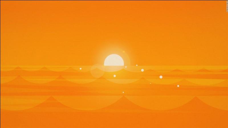 Comment dit-on orange ?