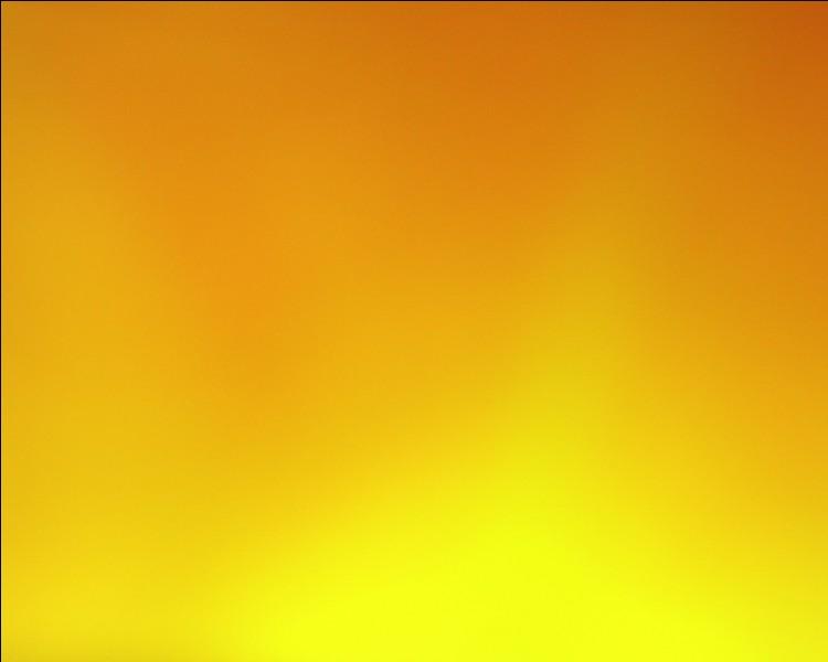 Comment dit-on jaune ?