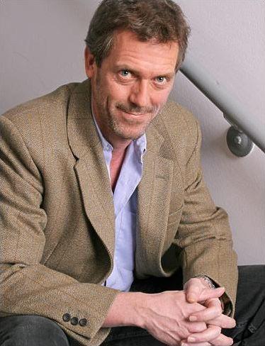Hugh Laurie alias Gregory House