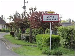 Comment appelle-t-on les habitants de Clacy-et-Thierret (Aisne) ?
