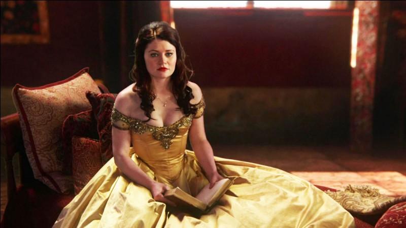 Et Belle est la fille de...