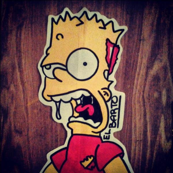 Quel est le pseudo de Bart ?
