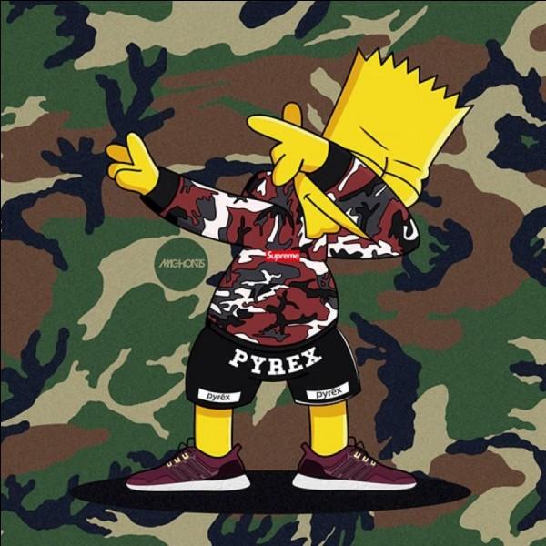 Que fait Bart à longueur de journée ?