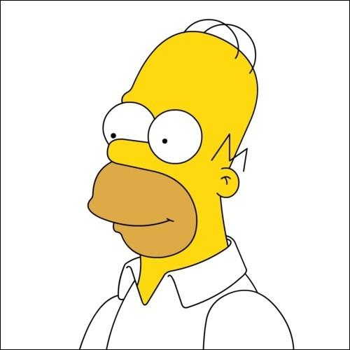 Comment s'appelle le père de la famille Simpson ?