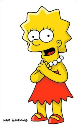 Comment s'appelle la fille aînée de la famille Simpson ?
