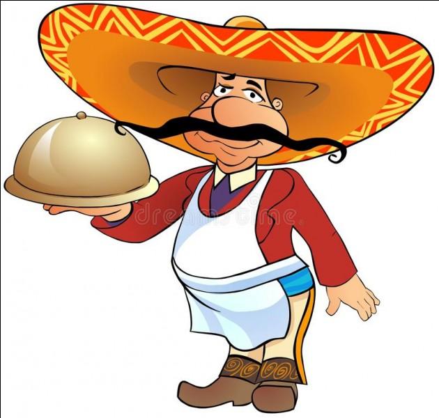 Au Mexique, si vous commandez une tortilla frite de farine de blé, fourrée de viande de bœuf, on vous apportera...