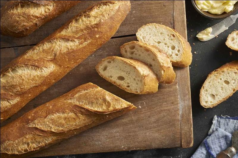 Que veut dire ''bread'' en anglais ?