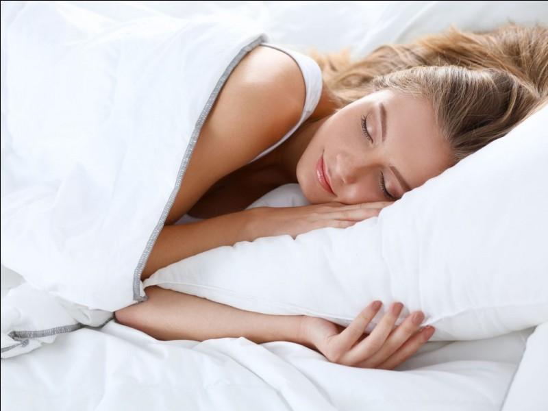 Aimes-tu dormir ?