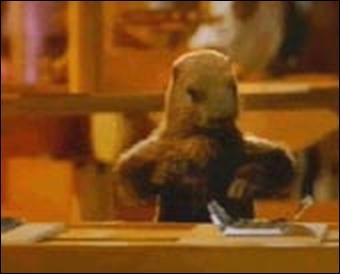 Milka : 'Et alors la marmotte...