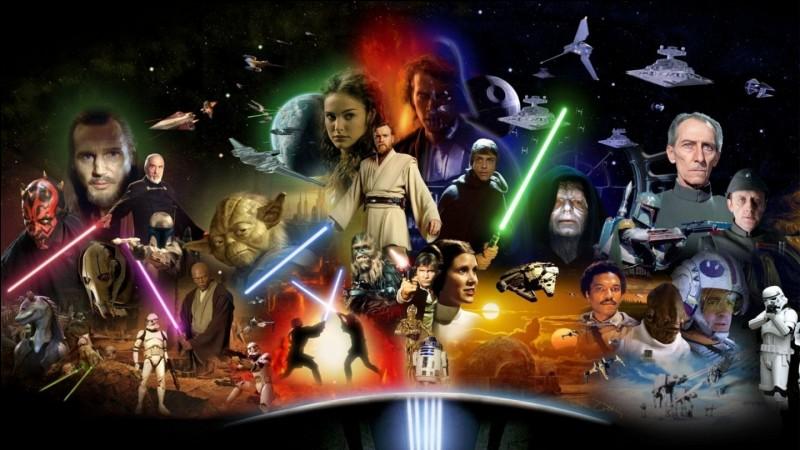 Dans ''Star Wars'' qui maîtrise le côté lumineux de la Force, afin de maintenir la paix dans la galaxie ?