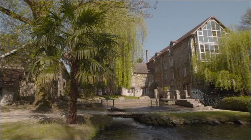 Le moulin de Dannemois a été un lieu de repos pour une personne célèbre. De qui s'agit-il ?